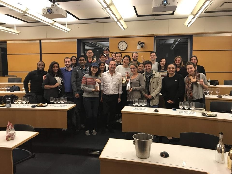 CON BOTTEGA È WINE TOURISM BUSINESS ALLA COLUMBIA UNIVERSITY di Francesca Fiocchi