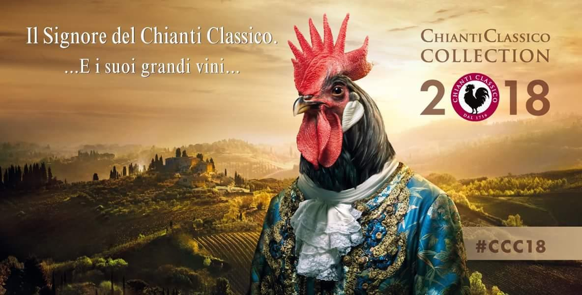 È CHIANTI CLASSICO COLLECTION 2018