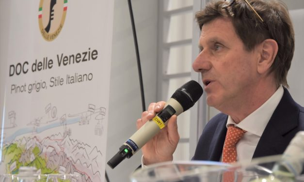 ALBINO ARMANI: L'ITALIA ENOICA SINONIMO DI PINOT GRIGIO