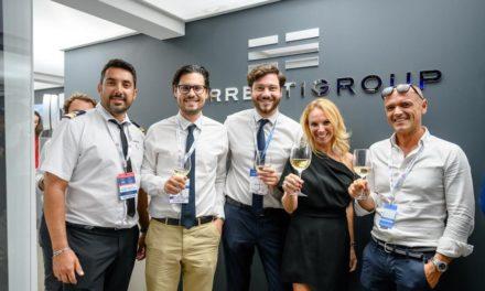 LA SCOLCA E FERRETTI GROUP AL MONACO YACHT SHOW