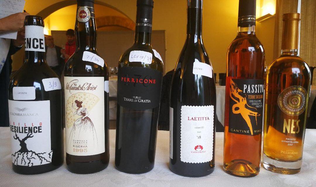 I VINCITORI DEL SICILY WINE AWARDS VENERE CALLIPIGIA 2019