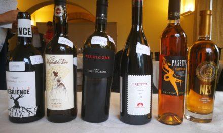 SICILY WINE AWARDS VENERE CALLIPIGIA 2019