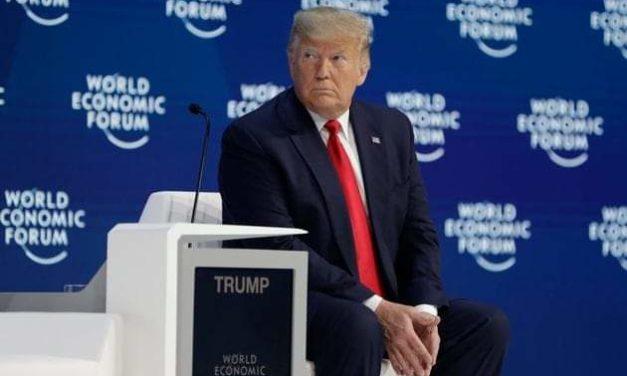 WORLD ECONOMIC FORUM A DAVOS, TRUMP: GLI USA SONO TORNATI A VINCERE