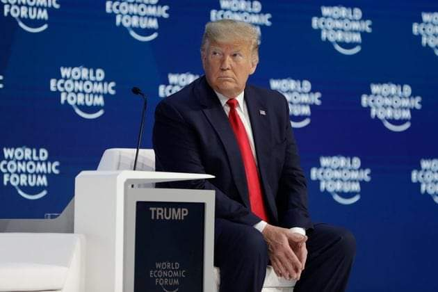 WORLD ECONOMIC FORUM A DAVOS, TRUMP: GLI USA SONO TORNATI A VINCERE