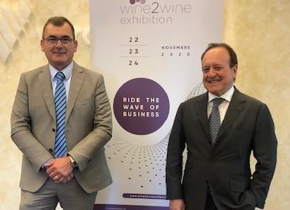VERONAFIERE LANCIA WINE2WINE EXHIBITION PER LA RIPARTENZA DEL MERCATO