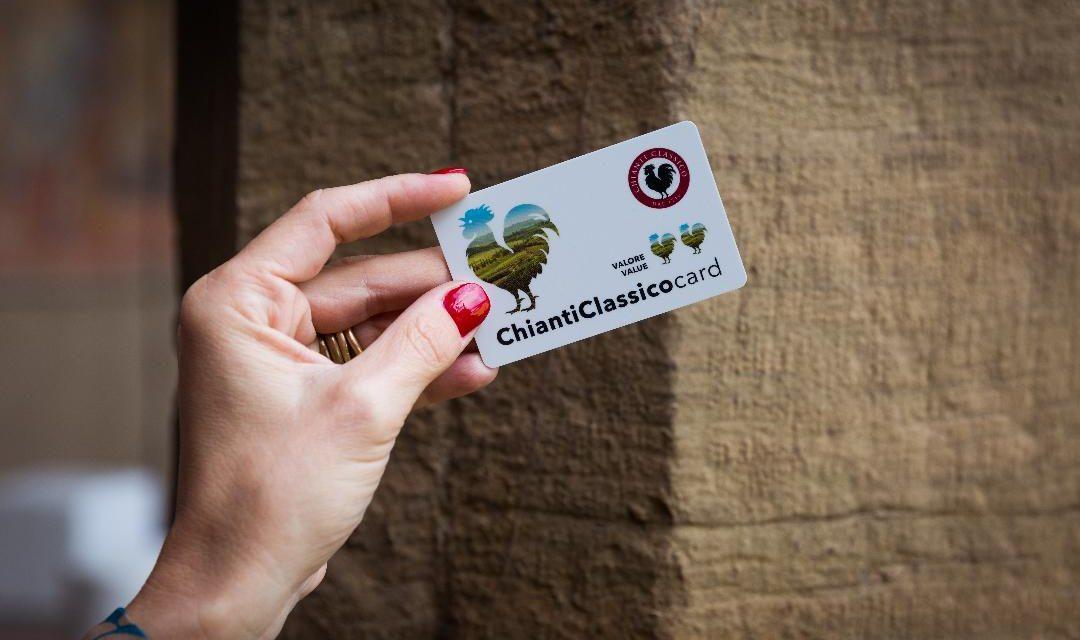 CON LA CHIANTI CLASSICO CARD È FULL IMMERSION NEL TERRITORIO DEL GALLO NERO