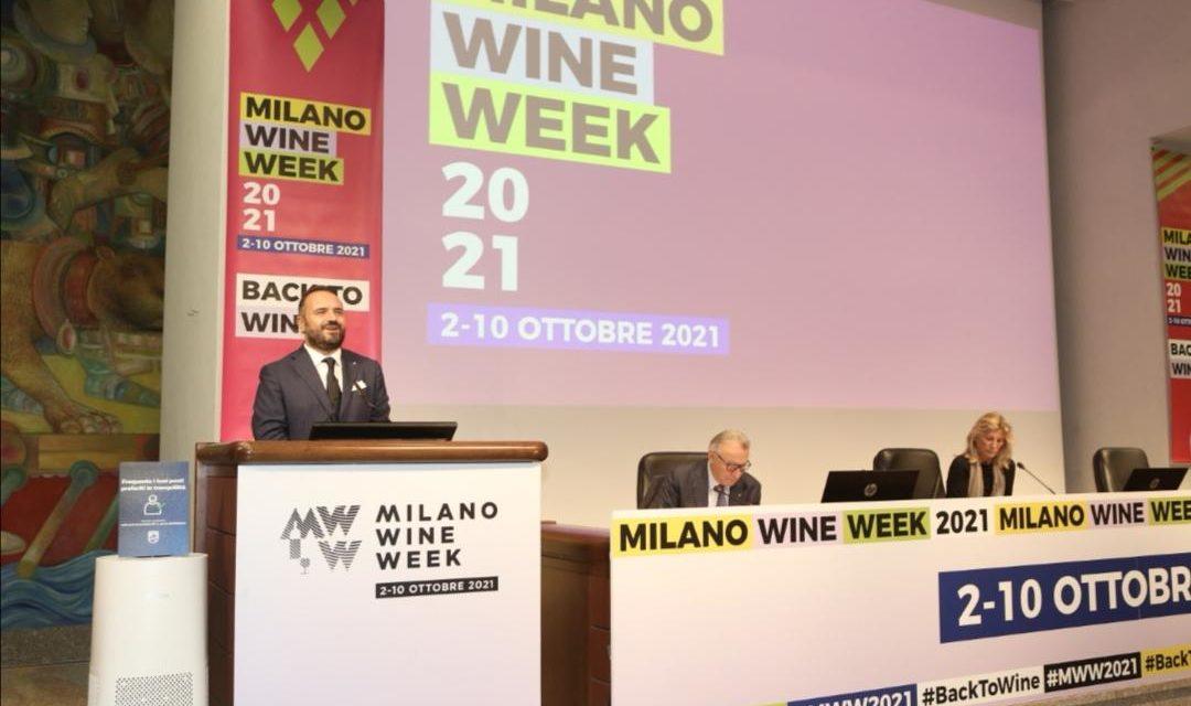 FEDERICO GORDINI: LA MILANO WINE WEEK È CONNESSIONE