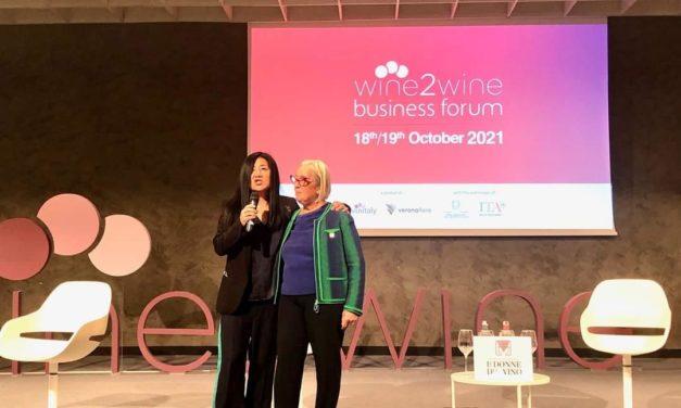 WINE2WINE: IL FUTURO DEL VINO È DONNA?